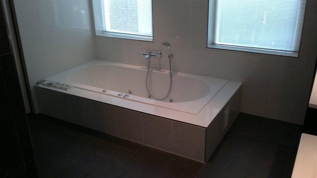 Nieuwe badkamer : Timmer en afbouwbedrijf W. van der WoudeTimmer en ...