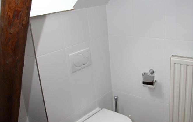 Verbouw toilet