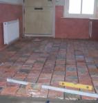 Restauratie vloer